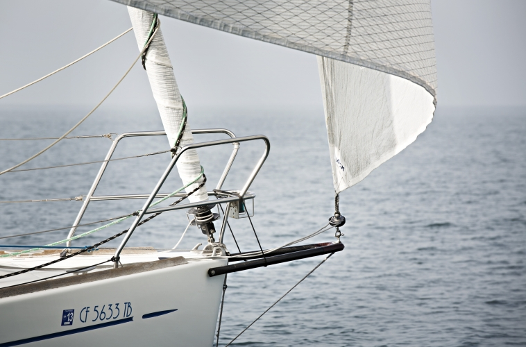 """My Boats Gear"" Independent Review of the Trogear Bowsprit"
