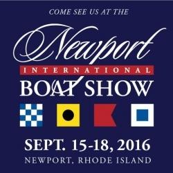 Newport Boat Show w/ Mack Sails