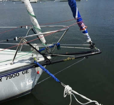 Capri 22 Trogear AS40 / New York