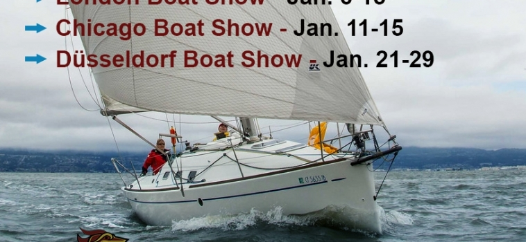 2017 Boat Show List