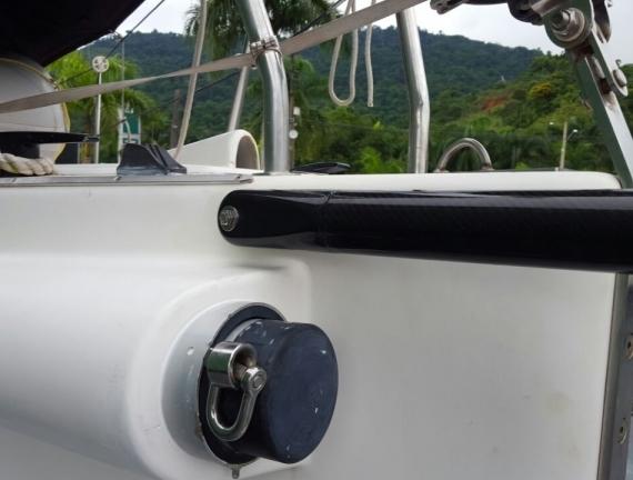Dufour36P-Troegar-AS-40-Bowsprit / Brazil
