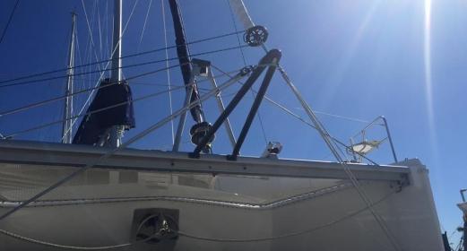 Catamaran Brackets