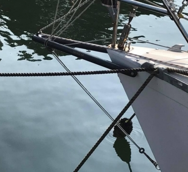 Trogear-AS30-Bowsprit-Yamaha 31 -Japan