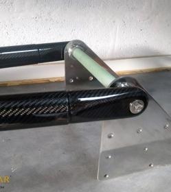 Bow Roller Bracket Set