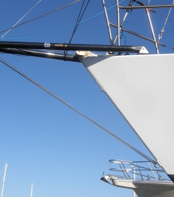 AS-40 Adjustable Bowsprit