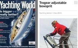 Yachting World – Trogear – a smart idea