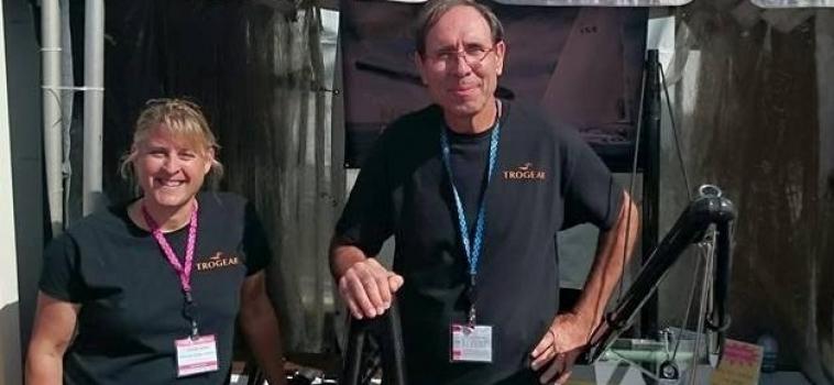 US Sailboat Show Annapolis 2015
