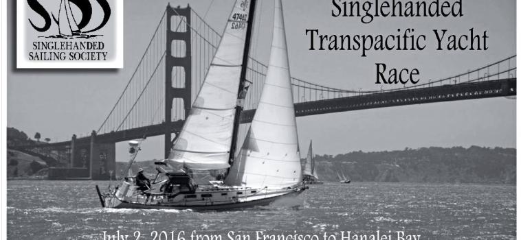 Trogear a Singlehanded Transpac Sponsor